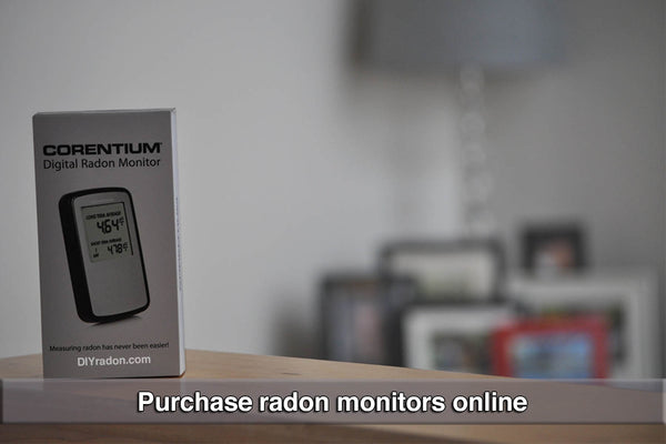 DIY radon monitor