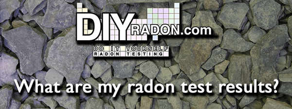 Radon-test-results