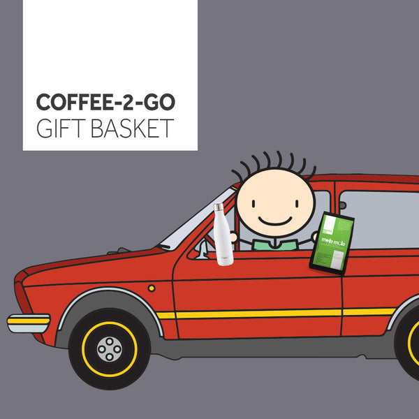 The Coffee-2-Go Basket