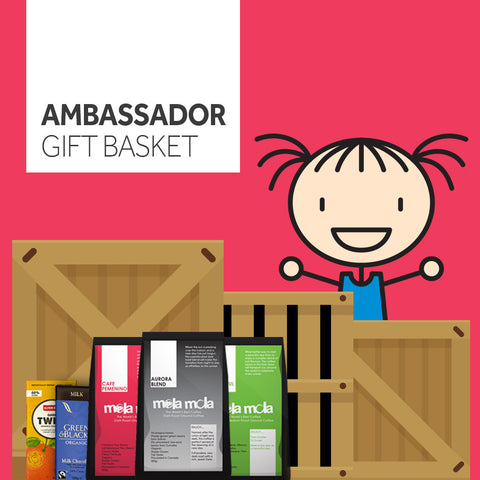 The Ambassador Gift Basket