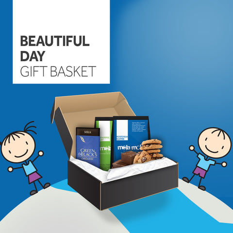 The Beautiful Day Gift Basket