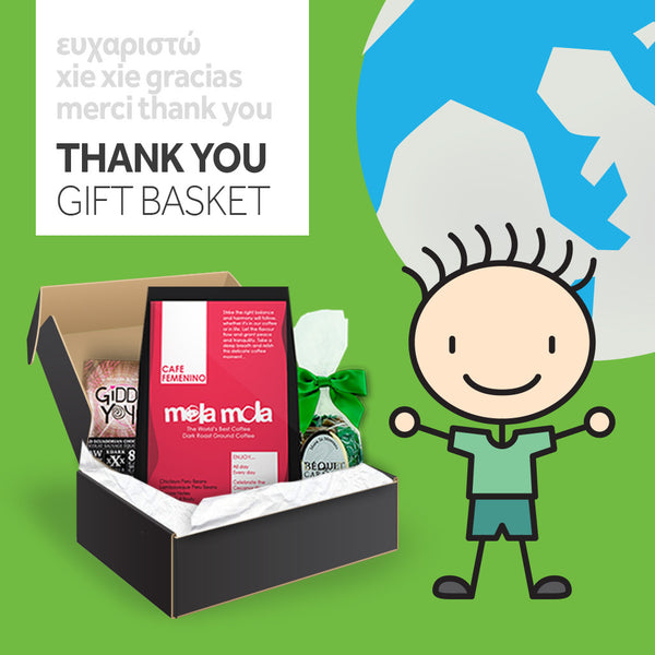 The Thank You Gift Basket