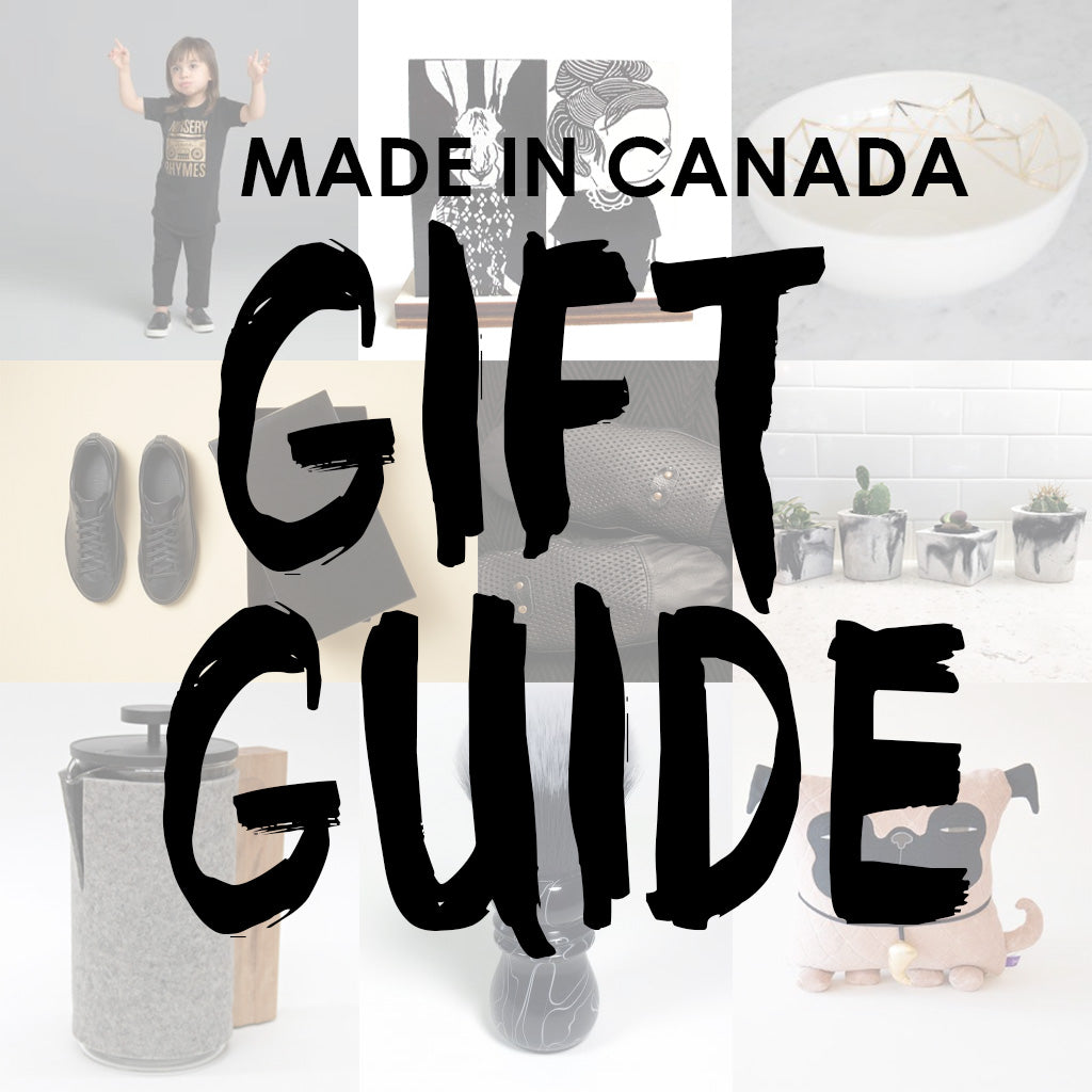 Canadian-made Gift Guide