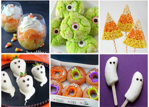 Halloween Treats For Your Tricksters