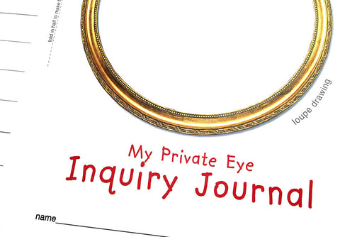 The Private Eye Activity Sheet Master Pack: Primary Level single activity page