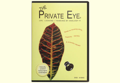 The Private Eye DVD