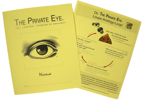 The Private Eye Notebook