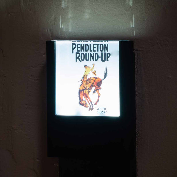 Pendleton Round-Up Night Light - Full Color