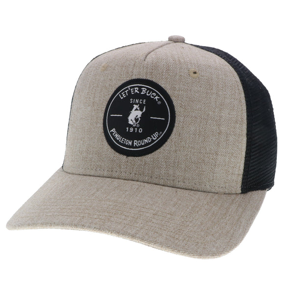 Pendleton Round-Up Roadie Trucker Hat - Tan