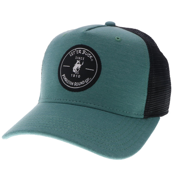 Pendleton Round-Up Roadie Trucker Hat - Seafoam