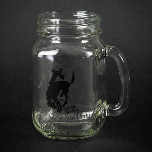 Pendleton Round-Up Mason Jar Mug