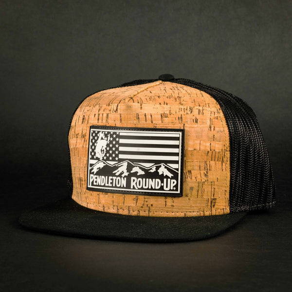 Pendleton Round-Up Cork Hat