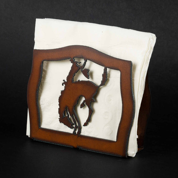 Pendleton Round-Up Metal Napkin Holder