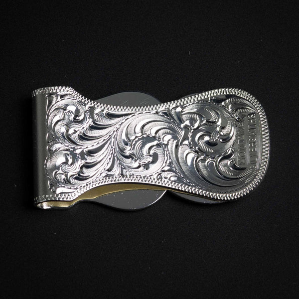 Pendleton Round-Up Montana Silversmiths Money Clip