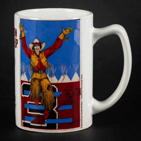 Pendleton Round-Up Donna Howell-Sickles Mug