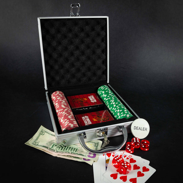 Pendleton Round-Up 100 pc Poker Set