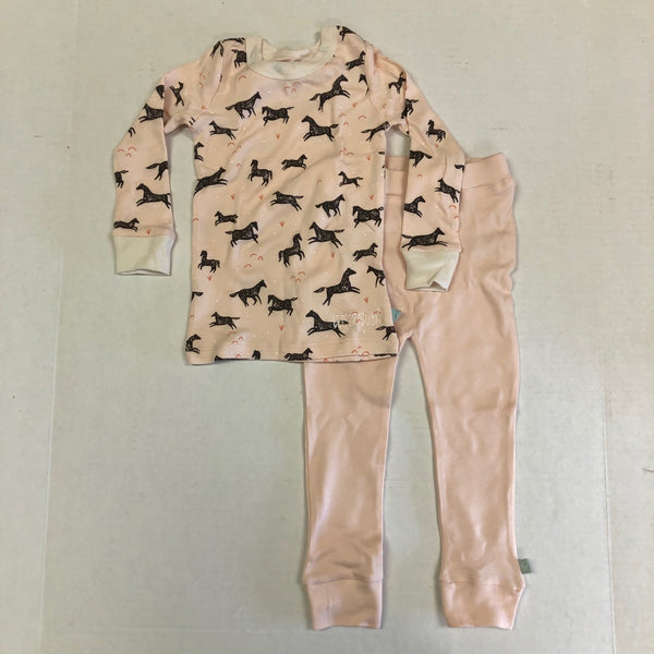 Infant Pendleton Round-Up Wild Horse Pajama Set
