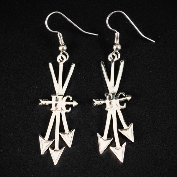 Happy Canyon Brand Vogt Earrings