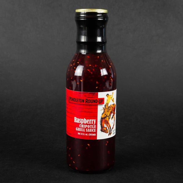 Pendleton Round-Up Raspberry Chipotle Grill Sauce