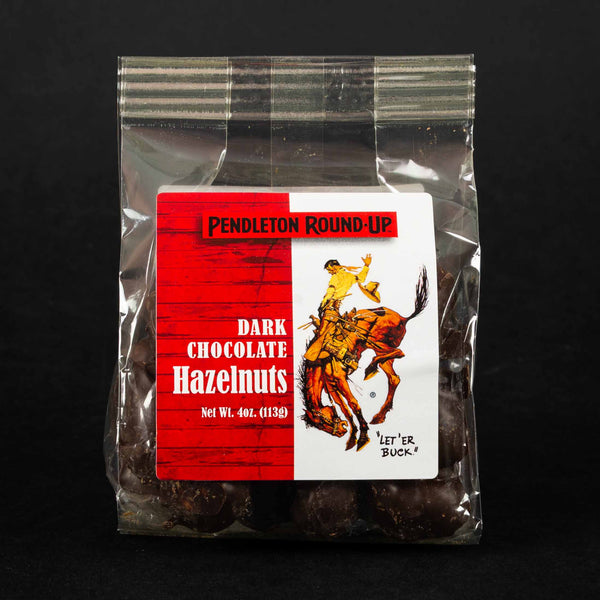 Pendleton Round-Up Dark Chocolate Hazelnuts