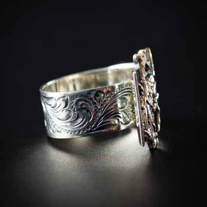 Pendleton Round-Up Vogt Ranchers Wife Ring
