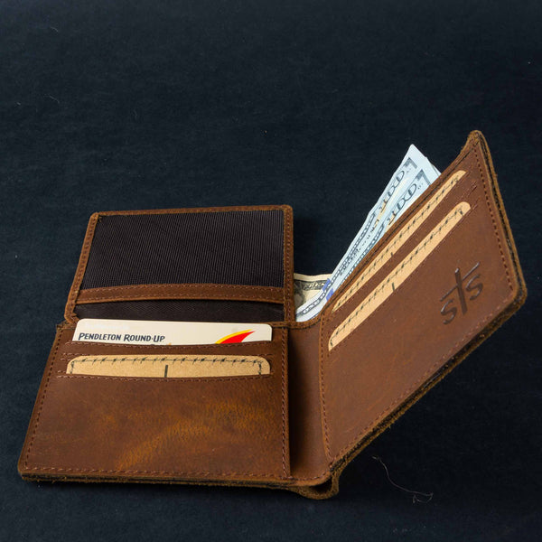 Pendleton Round-Up STS Ranchwear Bi-Fold Wallet
