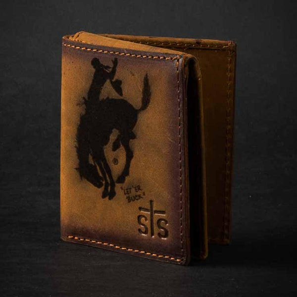 Pendleton Round-Up STS Ranchwear Hidden Cash Wallet