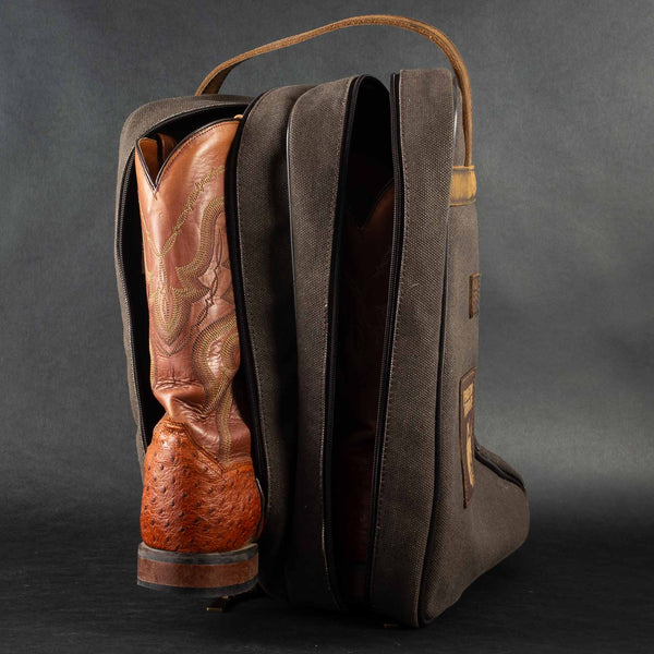 Pendleton Round-Up STS Ranchwear Canvas Boot Bag