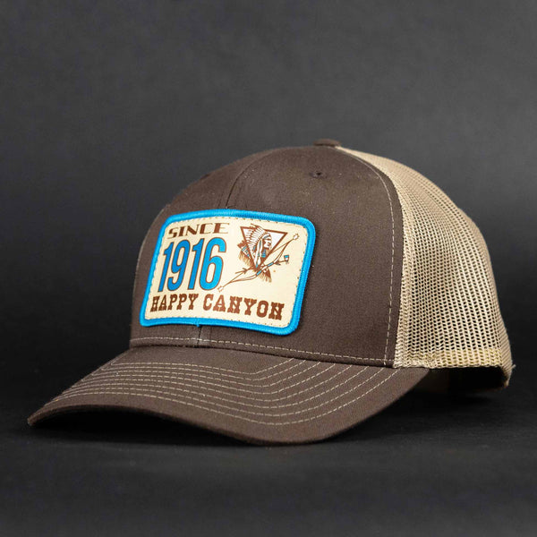 Happy Canyon 1916 Patch Hat
