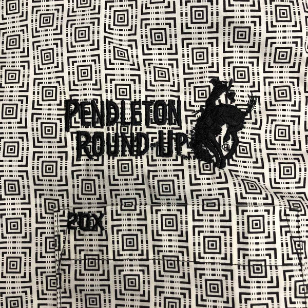 Men's Wrangler 20X Pendleton Round-Up Long Sleeve Button Up