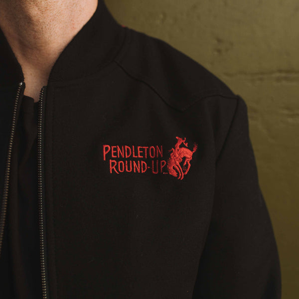 Men's Pendelton Round-Up Chief Star Wool Jacket