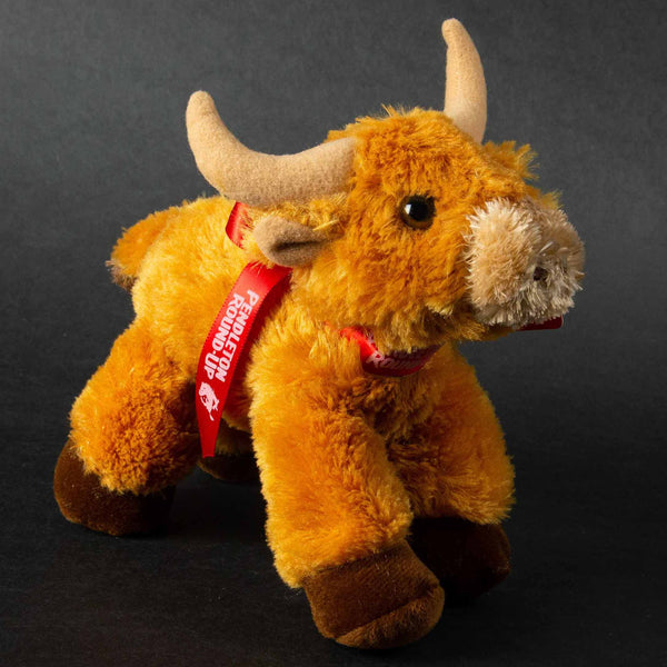 Pendleton Round-Up Mini Flopsie Toro Bull
