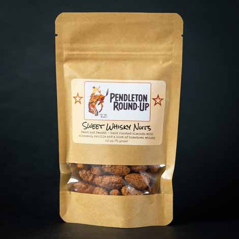 Pendleton Round-Up Sweet Whisky Nuts