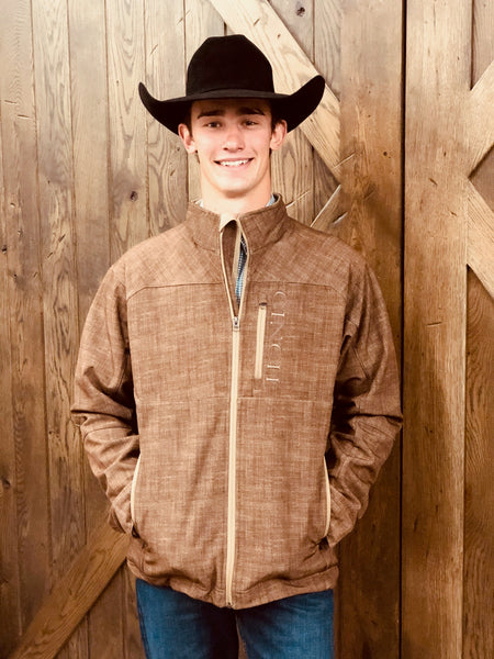 Men's Cinch Pendleton Round-Up Bonded Jacket