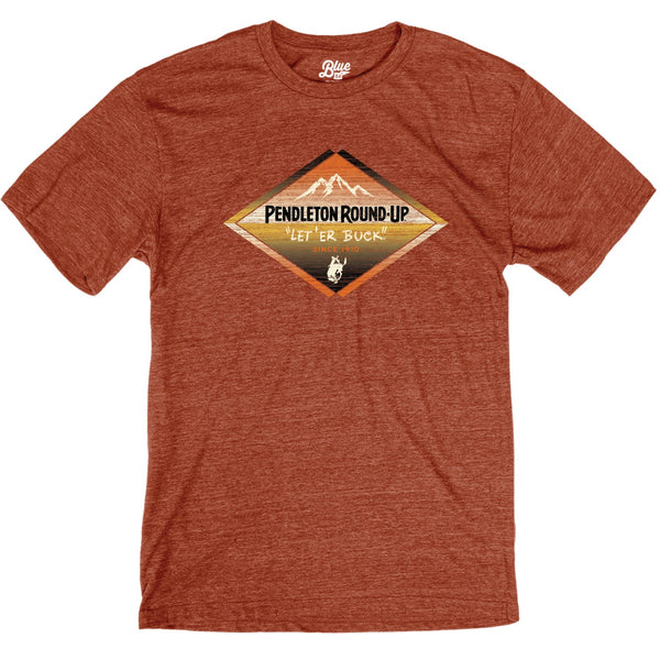 Men's Pendleton Round-Up Deposit Mountain Tee
