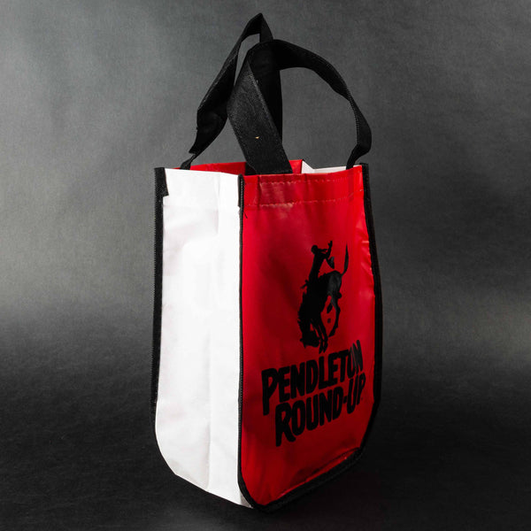 Pendleton Round-Up Laminated Reusable Gift Bag