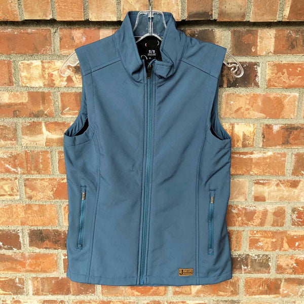 Ladies Happy Canyon Justin Softshell Vest