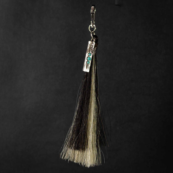 Pendleton Round-Up Horse Hair Arrow Tassel