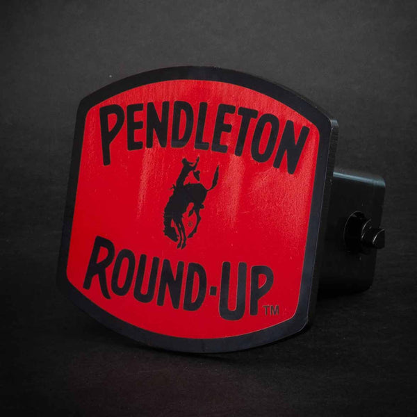 Pendleton Round-Up Hitch Cover