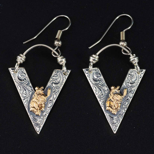 Pendleton Round-Up Vogt Evangeline Earrings
