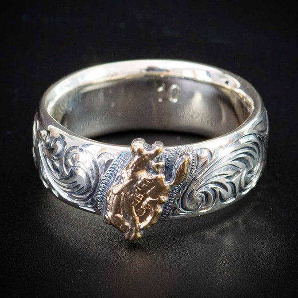 Pendleton Round-Up Vogt Band Ring