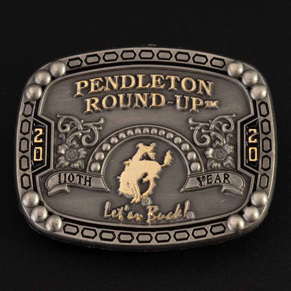 Pendleton Round-Up 2020 Lapel Pin