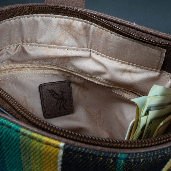 Pendleton Round-Up Serape Conceal Carry Cross Body Purse