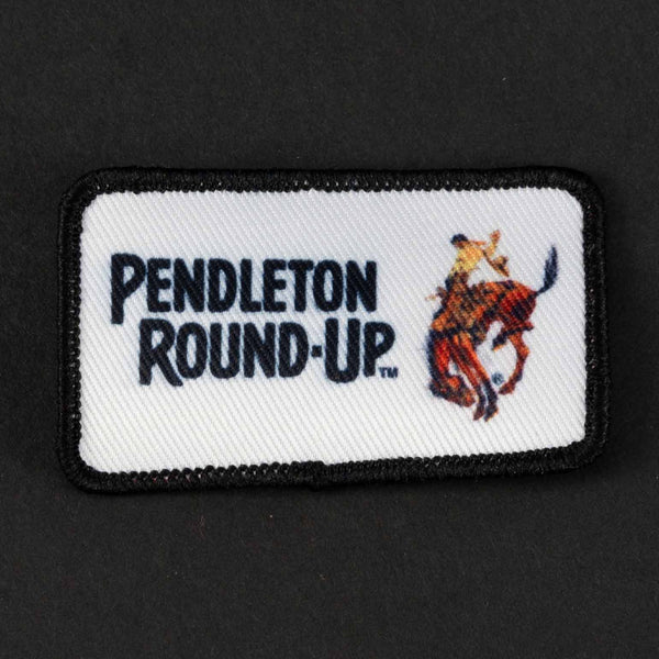 Pendleton Round-Up Adhesive Back Patch