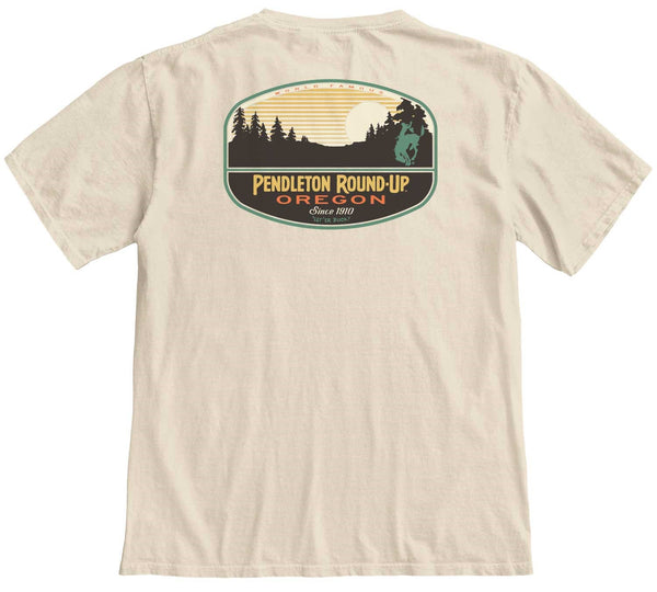 Men's Pendleton Round-Up Laudative Tee