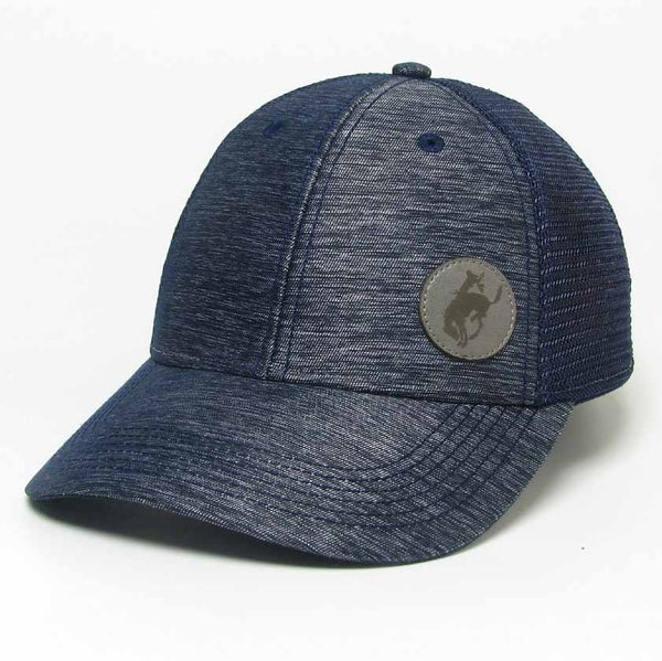 Pendleton Round-Up Navy Heather Chucky Hat