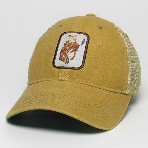 Pendleton Round-Up Full Color Bucking Horse Hat