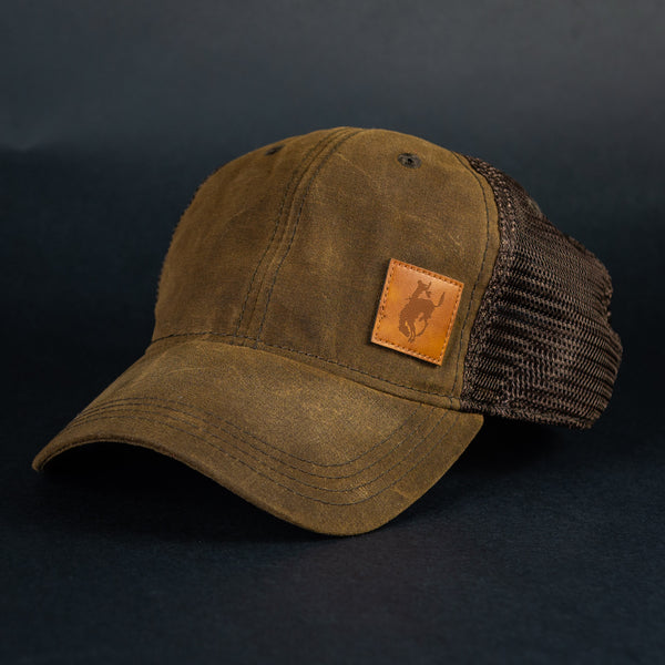 Pendleton Round-Up Waxed Cotton Hat