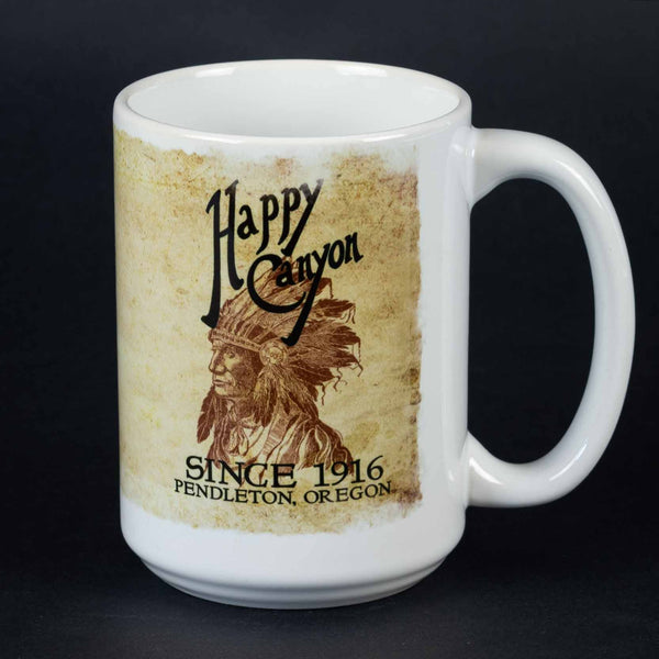 Happy Canyon Mug