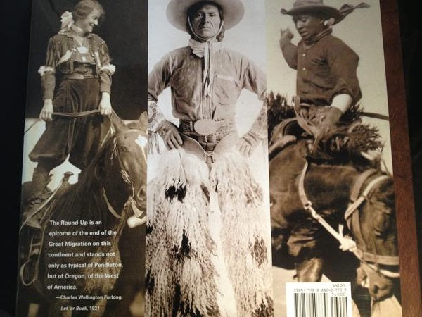 Pendleton Round-Up at 100 Book